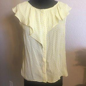Worthington summery blouse
